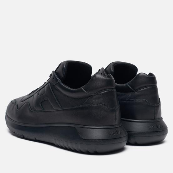 Мужские кроссовки Hogan Interactive 3 Sport Leather Black