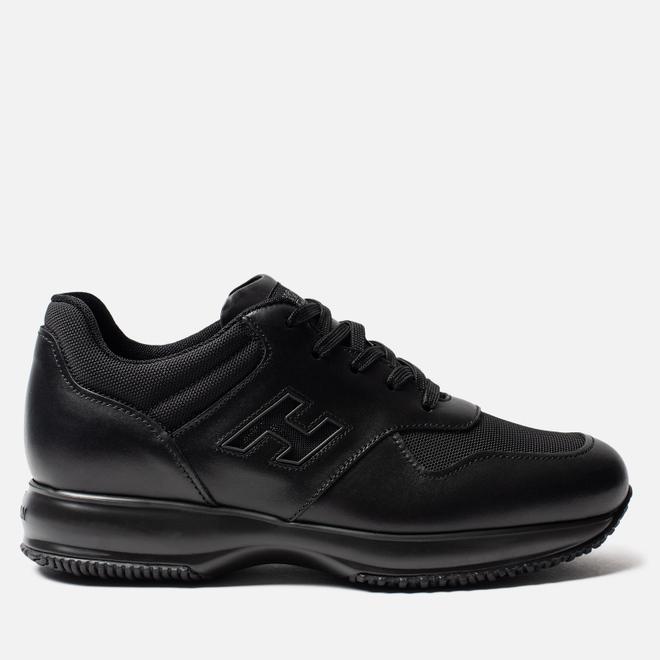 Мужские кроссовки Hogan Interactive Black