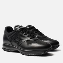 Мужские кроссовки Hogan Interactive Black фото- 2