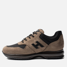 Мужские кроссовки Hogan Interactive Brown/Black фото- 5