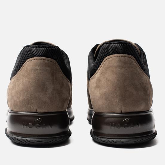 Мужские кроссовки Hogan Interactive Brown/Black