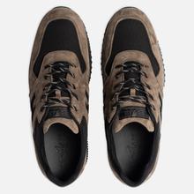 Мужские кроссовки Hogan Interactive Brown/Black фото- 1