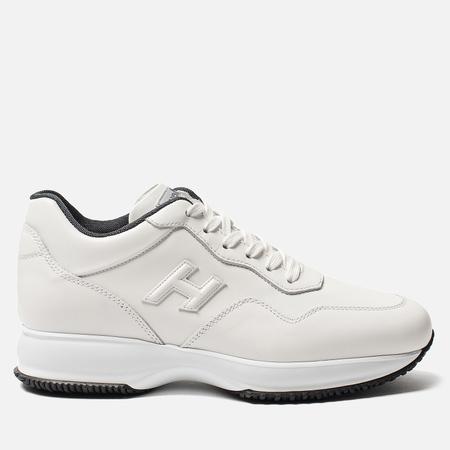 Мужские кроссовки Hogan Interactive Leather White