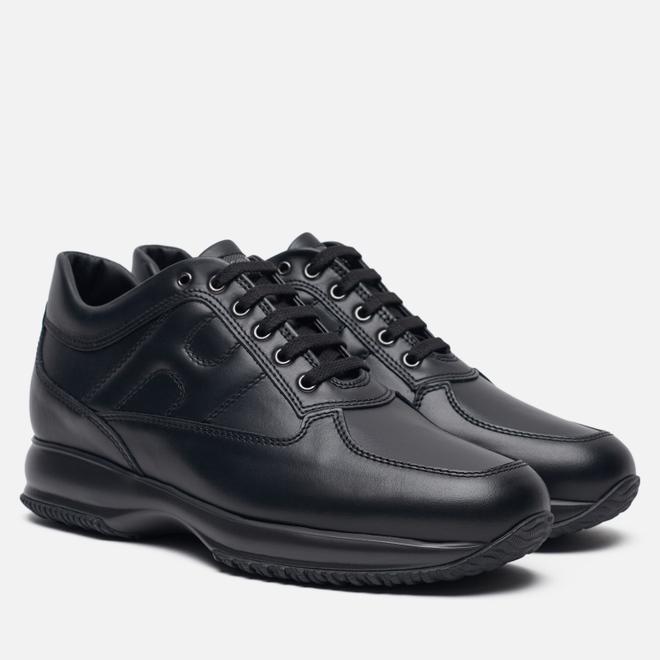 Мужские кроссовки Hogan Interactive Padded H Black