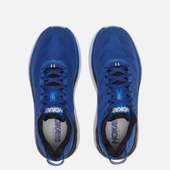 Мужские кроссовки Hoka One One Bondi 6 Galaxy Blue/Anthracite