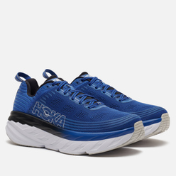 Мужские кроссовки Hoka One One Bondi 6 Galaxy Blue/Anthracite