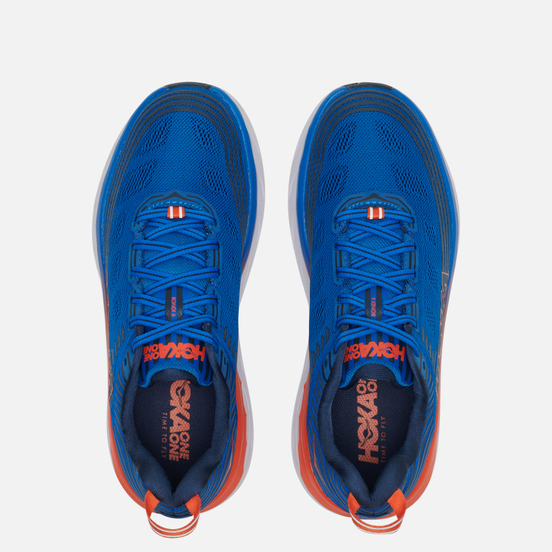 Мужские кроссовки Hoka One One Bondi 6 Imperial Blue/Majolica Blue