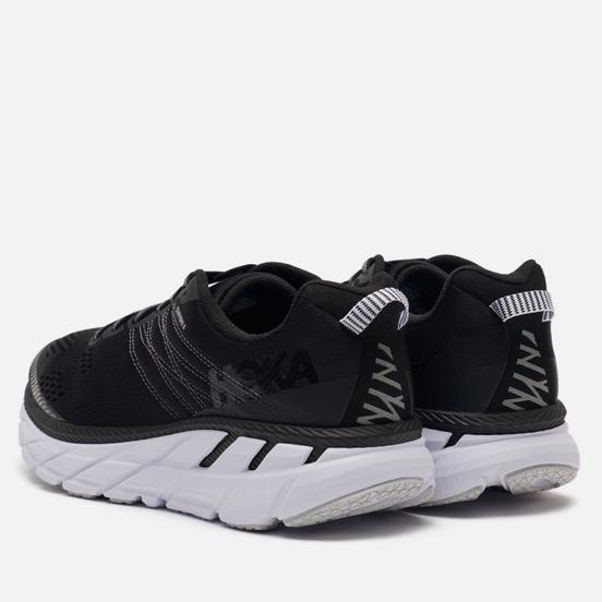 Мужские кроссовки Hoka One One Clifton 6 Black/White