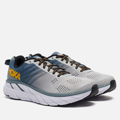 Мужские кроссовки Hoka One One Clifton 6 Lead/Lunar Rock