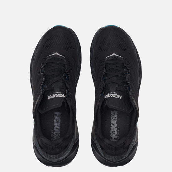 Мужские кроссовки Hoka One One Elevon 2 Black/Dark Shadow