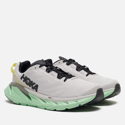 Мужские кроссовки Hoka One One Elevon 2 Nimbus Cloud/Green Ash