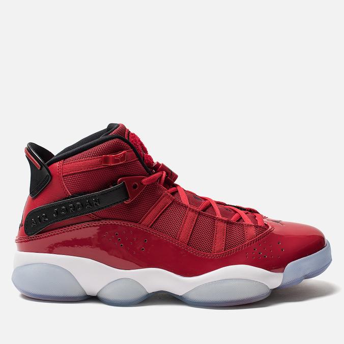 Мужские кроссовки Jordan 6 Rings Gym Red/Black/White