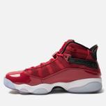 Мужские кроссовки Jordan 6 Rings Gym Red/Black/White фото- 1