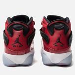 Мужские кроссовки Jordan 6 Rings Gym Red/Black/White фото- 3