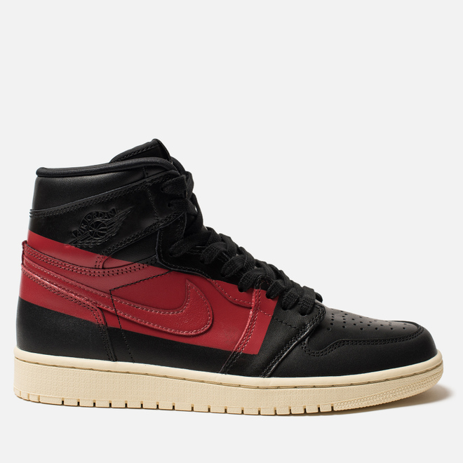 Мужские кроссовки Jordan Air Jordan 1 High OG Defiant Black/Gym Red/Muslin