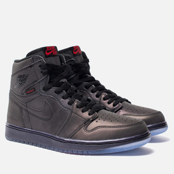 Мужские кроссовки Jordan Air Jordan 1 High Zoom Fearless Multi-Color/Varsity Red/Black
