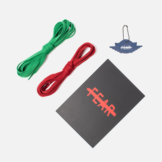 Мужские кроссовки Jordan Air Jordan 1 High Zoom Fearless Multi-Color/Varsity Red/Black