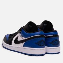 Мужские кроссовки Jordan Air Jordan 1 Low Royal Toe Sport Royal/Black/White фото- 2