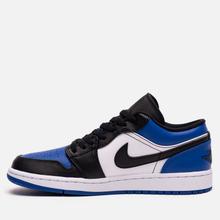 Мужские кроссовки Jordan Air Jordan 1 Low Royal Toe Sport Royal/Black/White фото- 5