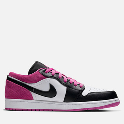 Мужские кроссовки Jordan Air Jordan 1 Low SE Black/Black/Active Fuchsia/White