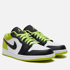 Мужские кроссовки Jordan Air Jordan 1 Low SE Black/Black/Cyber/White