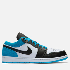 Мужские кроссовки Jordan Air Jordan 1 Low SE Black/Black/Laser Blue/White