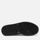 Мужские кроссовки Jordan Air Jordan 1 Mid Black/Gym Red/White фото- 4