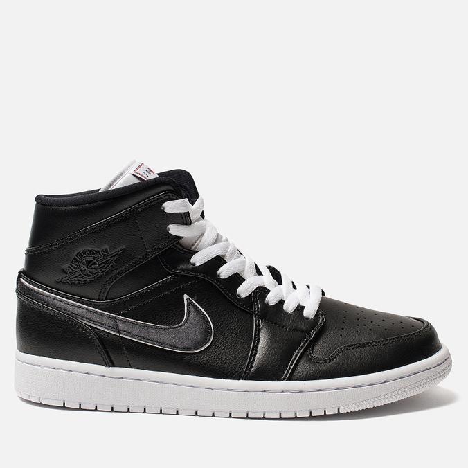 Мужские кроссовки Jordan Air Jordan 1 Mid SE Black/Black/White