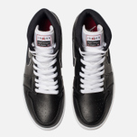Мужские кроссовки Jordan Air Jordan 1 Mid SE Black/Black/White фото- 5