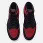 Мужские кроссовки Jordan Air Jordan 1 Retro High Flyknit Black/Campus Red/White фото - 1