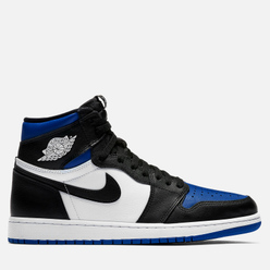 Мужские кроссовки Jordan Air Jordan 1 Retro High OG Black/Black/White/Game Royal