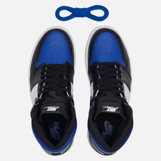 Мужские кроссовки Jordan Air Jordan 1 Retro High OG Black/Black/White/Game Royal