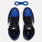Мужские кроссовки Jordan Air Jordan 1 Retro High OG Black/Black/White/Game Royal фото - 1