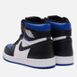 Мужские кроссовки Jordan Air Jordan 1 Retro High OG Black/Black/White/Game Royal фото - 2