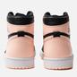 Мужские кроссовки Jordan Air Jordan 1 Retro High OG Black/Crimson Tint/White/Hyper Pink фото - 2