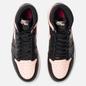 Мужские кроссовки Jordan Air Jordan 1 Retro High OG Black/Crimson Tint/White/Hyper Pink фото - 1