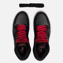 Мужские кроссовки Jordan Air Jordan 1 Retro High OG Black/Gym Red/Black/White фото- 1