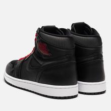 Мужские кроссовки Jordan Air Jordan 1 Retro High OG Black/Gym Red/Black/White фото- 2