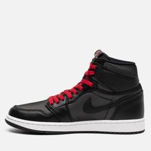 Мужские кроссовки Jordan Air Jordan 1 Retro High OG Black/Gym Red/Black/White фото- 5