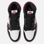 Мужские кроссовки Jordan Air Jordan 1 Retro High OG Black/Gym Red/White/Sail фото- 5