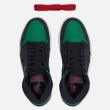 Мужские кроссовки Jordan Air Jordan 1 Retro High OG Black/Pine Green/White/Gym Red фото- 1