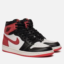Мужские кроссовки Jordan Air Jordan 1 Retro High OG Track Red/Black/White