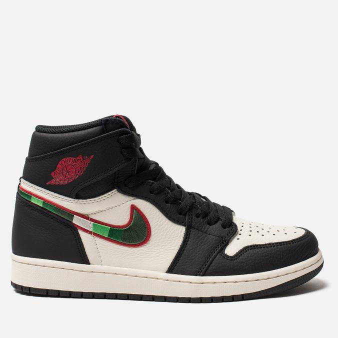Мужские кроссовки Jordan Air Jordan 1 Retro High OG Black/Varsity Red/Sail/University Blue