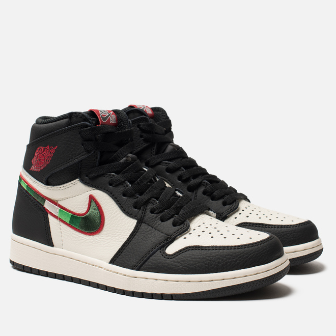 Мужские кроссовки Jordan Air Jordan 1 Retro High OG Black/Varsity Red/Sail/University Blue