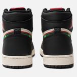 Мужские кроссовки Jordan Air Jordan 1 Retro High OG Black/Varsity Red/Sail/University Blue фото- 4