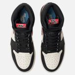 Мужские кроссовки Jordan Air Jordan 1 Retro High OG Black/Varsity Red/Sail/University Blue фото- 5