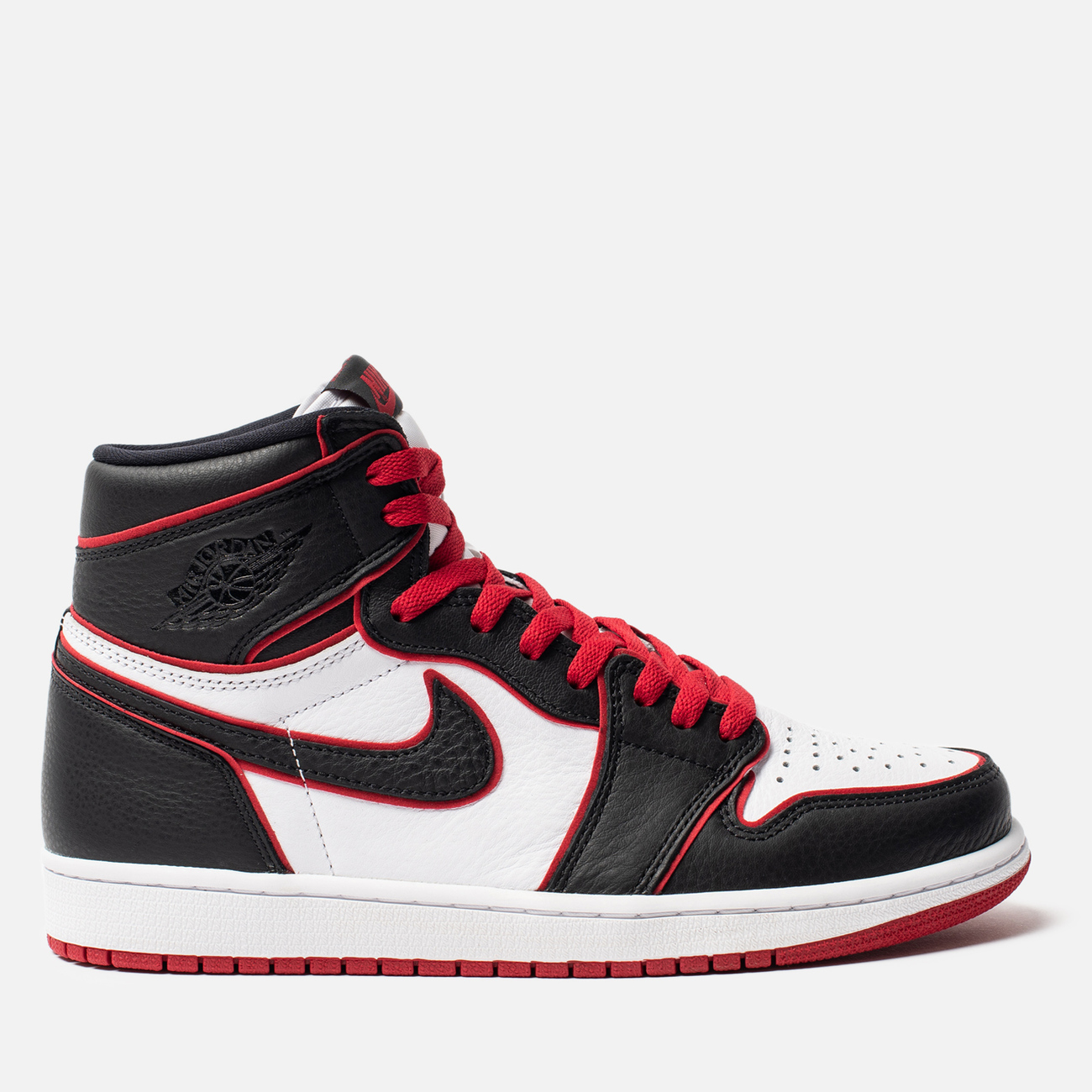 Мужские кроссовки Jordan Air Jordan 1 Retro High OG Bloodline Black/Gym Red/White