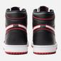 Мужские кроссовки Jordan Air Jordan 1 Retro High OG Bloodline Black/Gym Red/White фото - 2