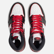 Мужские кроссовки Jordan Air Jordan 1 Retro High OG Bloodline Black/Gym Red/White фото- 5