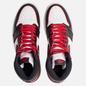 Мужские кроссовки Jordan Air Jordan 1 Retro High OG Bloodline Black/Gym Red/White фото - 1